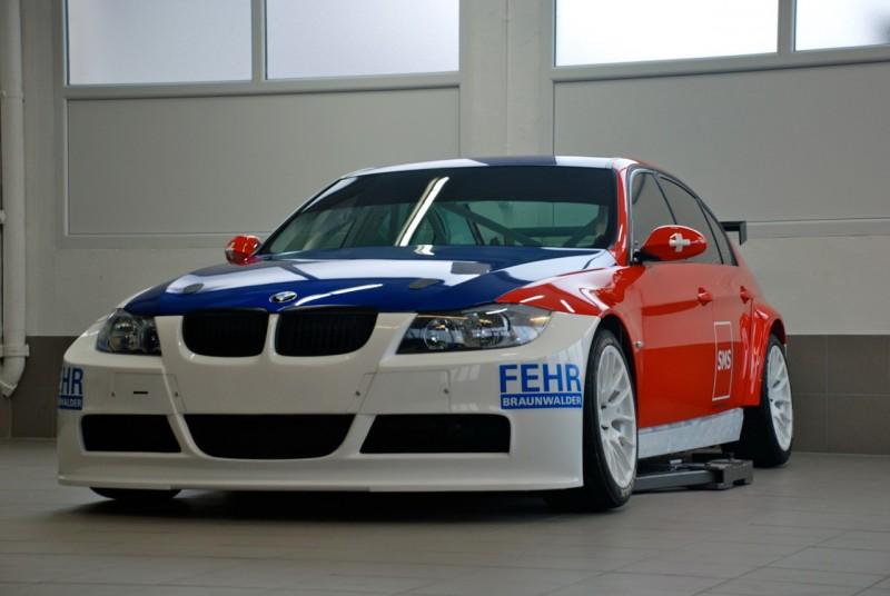 IZ MOTOSPORT RADIONICE Vukovićev BMW 320