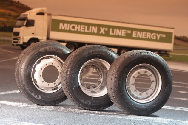MICHELIN X® LINE ENERGY