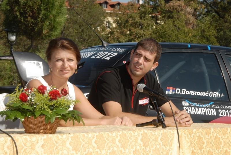 PODSTREK ZA NOVE USPEHE Nadežda Korobejnikova i Dušan Borković
