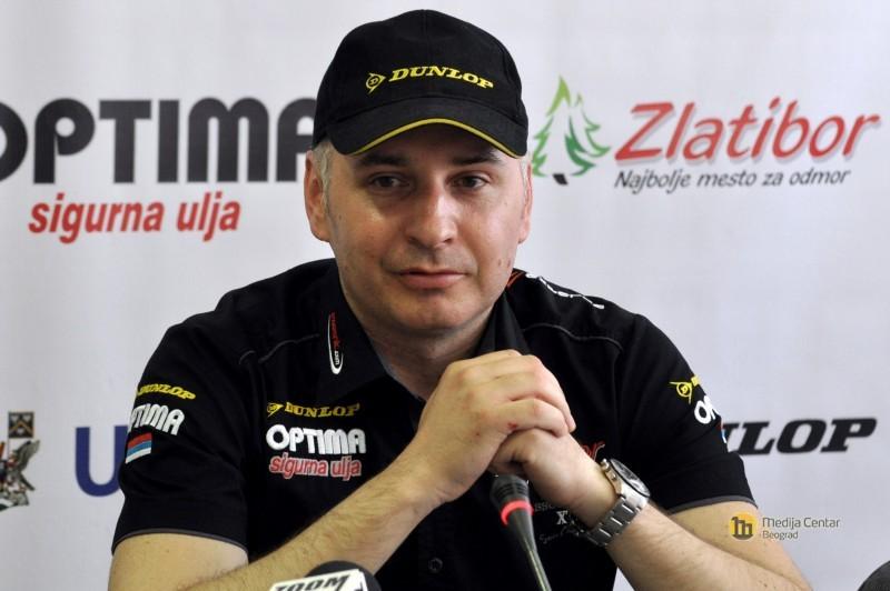 SPREMAN ZA AKCIJU U KLASI D 4 Milovan Vesnić
