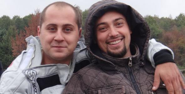 SPREMNI ZA IZAZOVE Bojan Milanović i Darko Veljković