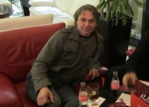 U HOTELU POSLE TRENINGA Zoran Kastratović
