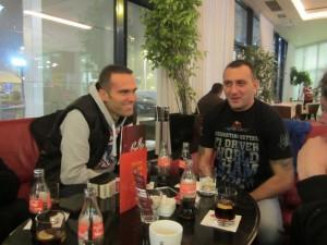 VESELI RAZGOVORI Vuk Filipović i Aleksandar Tošić