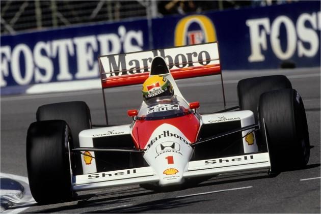 1989 Australia GP