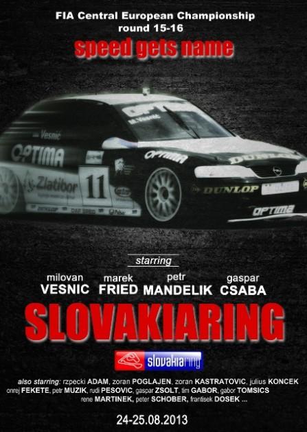 Vesnic poster