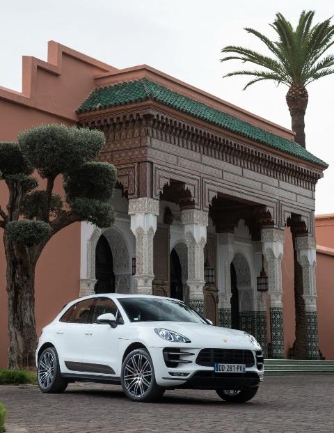 Porsche Macan Maroko 3