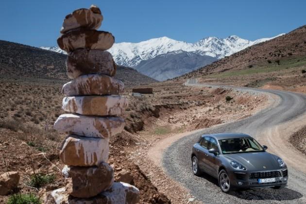 Porsche Macan Maroko 9