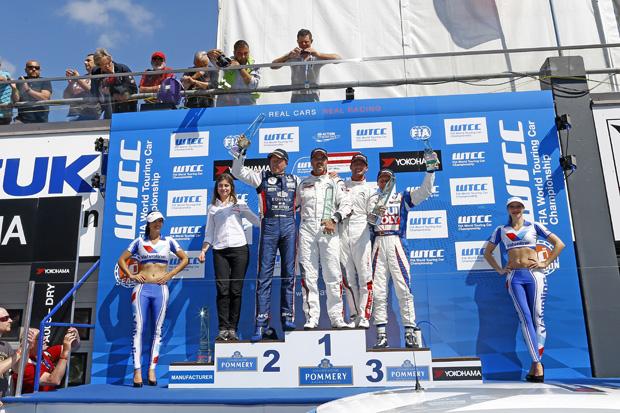 AUTO - WTCC AUSTRIA 2014