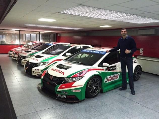 Dušan Honda 2