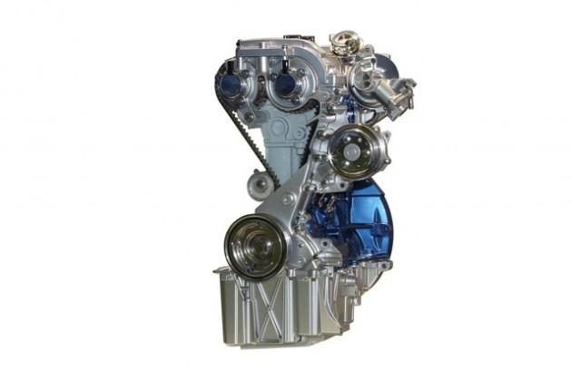 Ford 1 0 EcoBoost engine