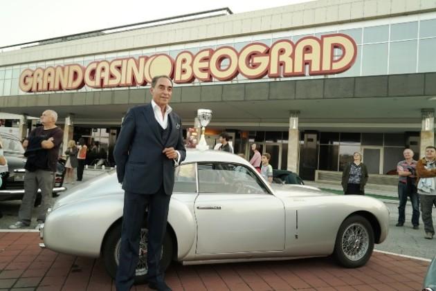 Giuliano Bensi i auto Cisitalia 202sc