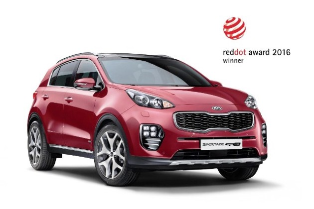 Kia Sportage_2016 Red Dot Winner (Medium)