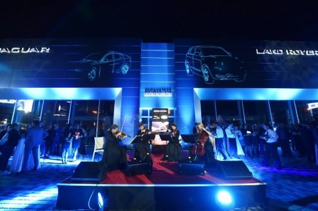 British Motors Jaguar Land Rover_otvaranje centra_2