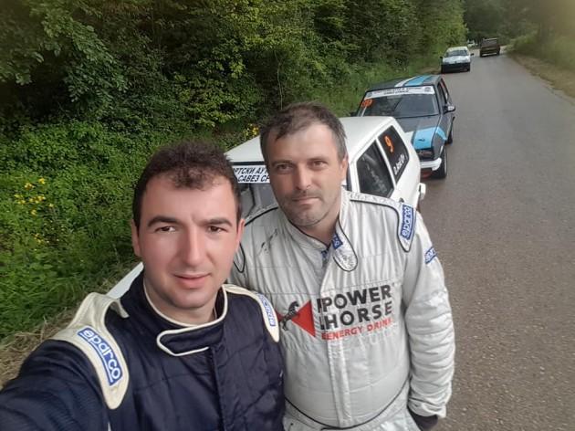 Petar Jovanovic i Dragoljub Arsic