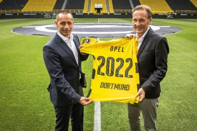 Jürgen Keller, Opel i Hans-Joachim Watzke, Borussia Dortmund