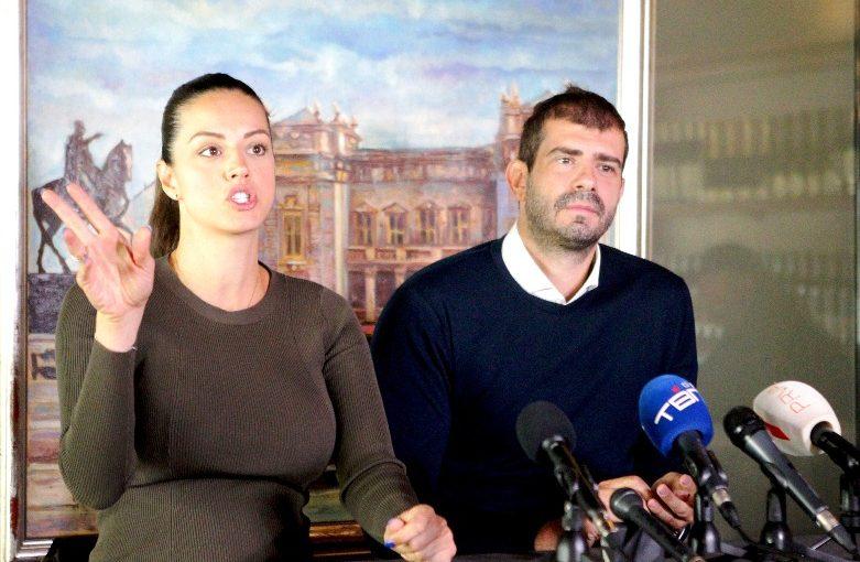 Andriana i Dušan Borković