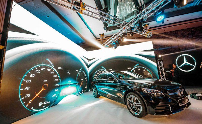 Mercedes-Benz promocija - Produkcija Auto, foto Marko Edge