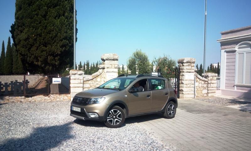 Dacia Sandero Stepway 0.9