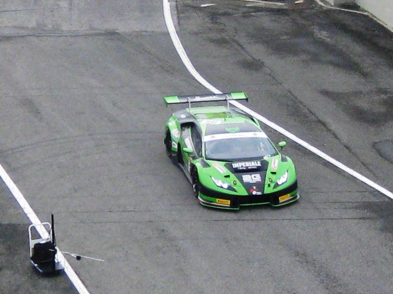 Huracan GT 3