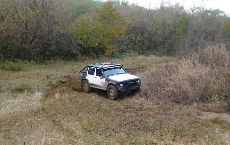 Jeep na IV brzinskom ispitu