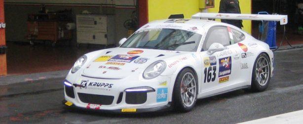 Jovan Lazarević Porsche 991 Muđelo