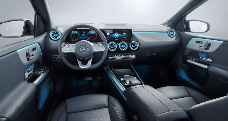 Mercedes-Benz B-Klasse, W 247, 2018 // Mercedes-Benz B-Class, W 247, 2018