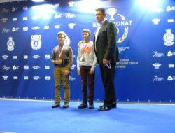 Najmlađi i najdeblji - Filip Rajević, Relja Kuzman i Gabor Sagmajster
