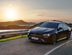 Mercedes-Benz CLA, C 118, 2019