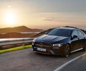 Mercedes-Benz CLA, C 118, 2019