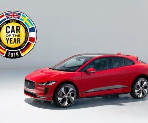 Auto godine u Evropi Jaguar I - PACE