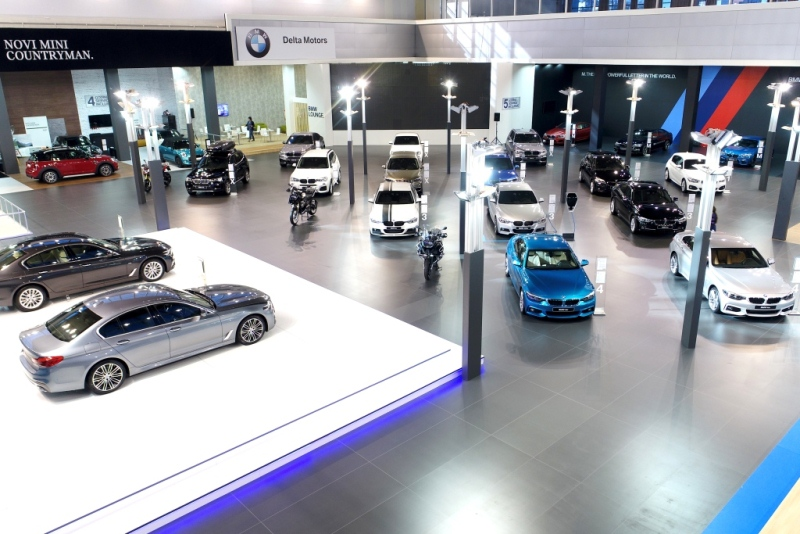 BMW kutak