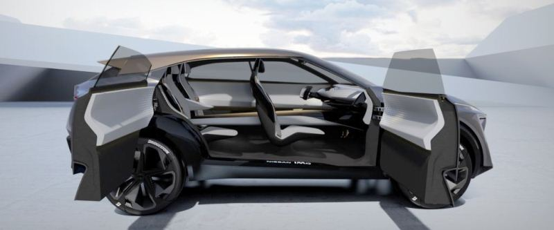 IMQ Concept car Interior
