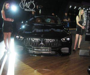 Novi AMG GT 4