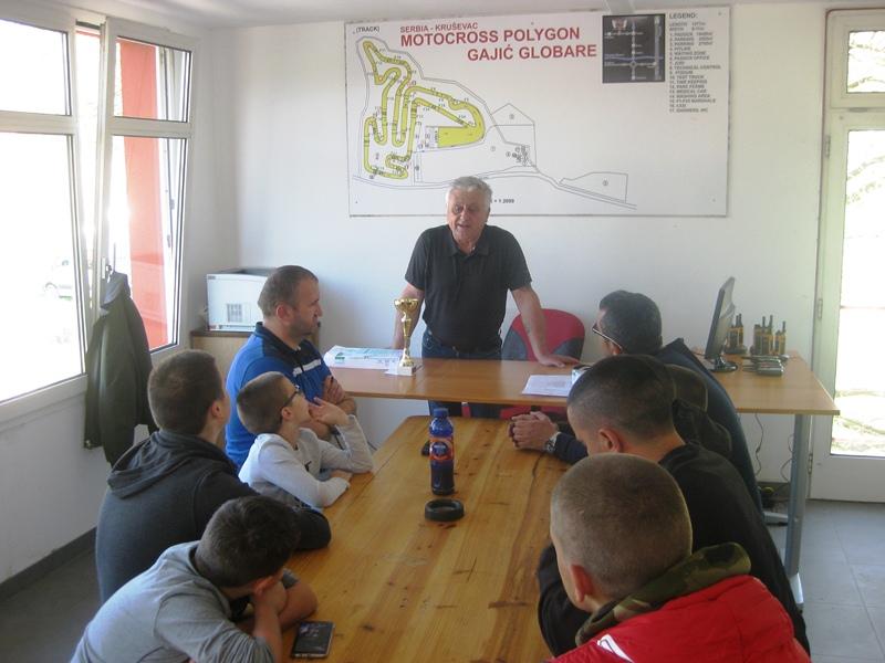 Božidar Mihailović otvorio kamp u Globarim za najmlađe