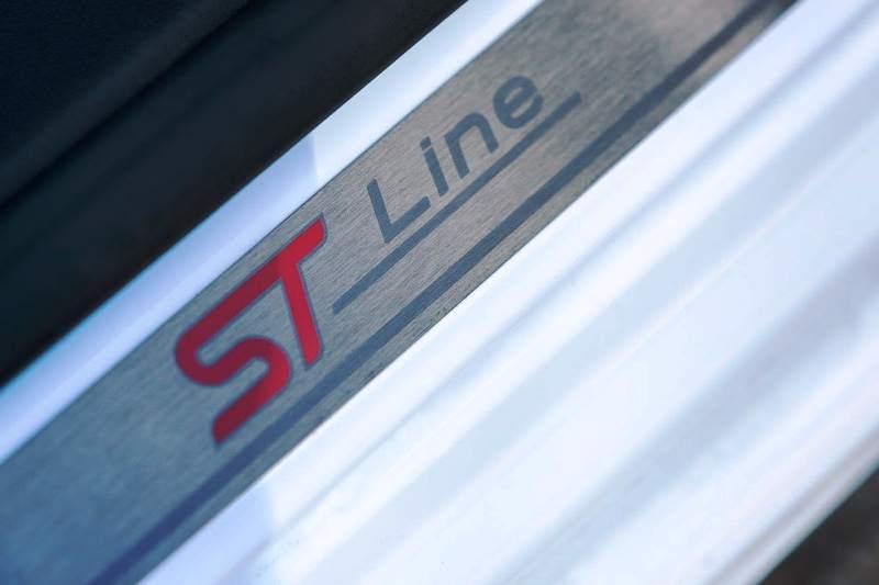 Ford Fokus ST Line