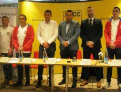 Predstavljanje reli reprezentacije Srbije
