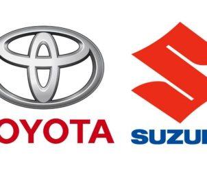 Toyota i Suzuki