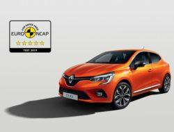 Clio Euro-Ncap