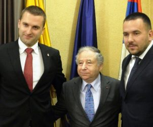 Milan Nikolić, Žan Tod i Dejan Stojić