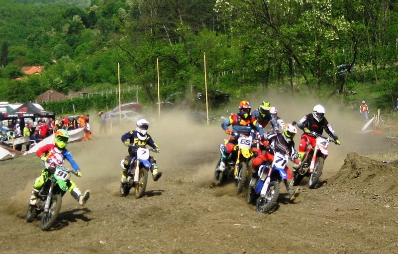 Start II trke klase MX 1 Dupci maj 2019