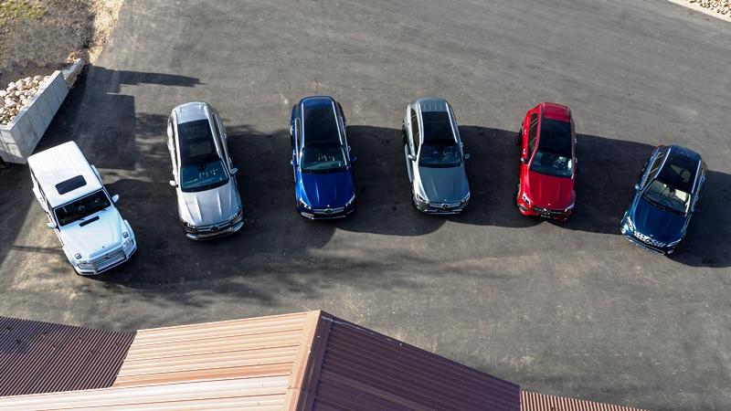 Der neue Mercedes-Benz GLB Utah 2019 // The all new Mercedes-Benz GLB Utah 2019