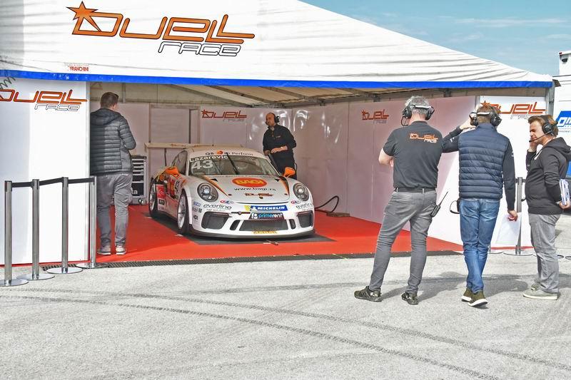 Jovan Lazarevic Porsche Carrera cup 1