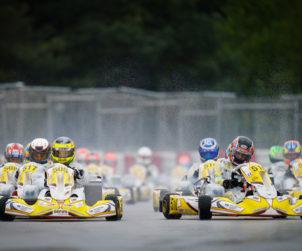 Karting Akademija I runda Vakersdorf 5. maj 2019