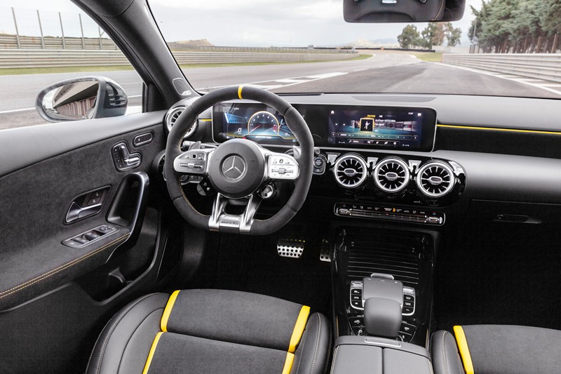 Mercedes-AMG A 45 S 4MATIC+ (2019)