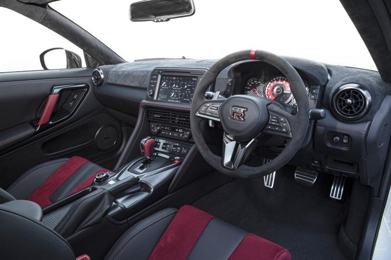 Testiran Nissan GT-R NISMO za 2020