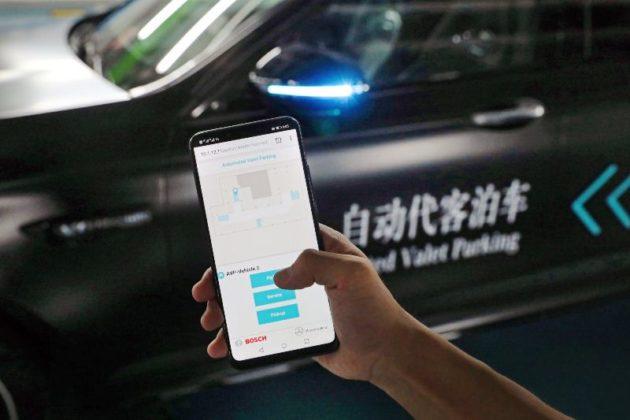 aplikacija za parkiranje