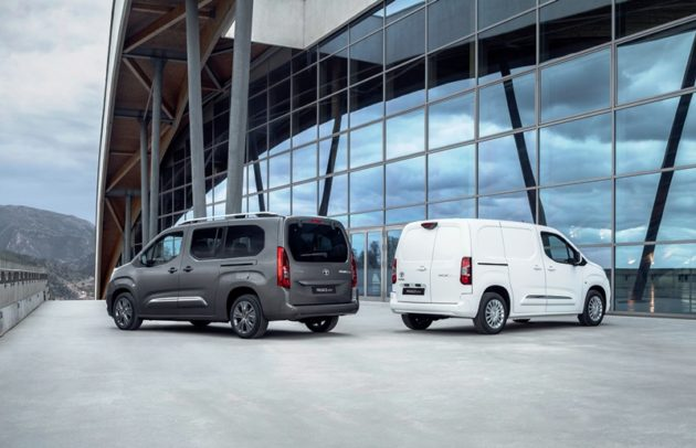 toyota proace city 5