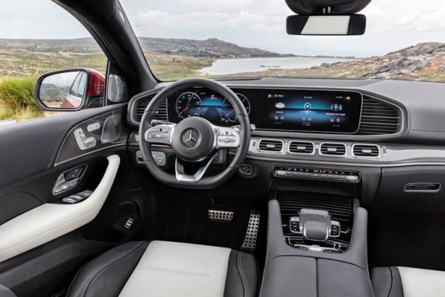 Mercedes-Benz GLE Coupé 2019