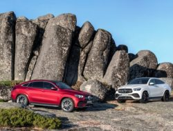 Mercedes-Benz GLE Coupé i Mercedes-AMG GLE 53 4MATIC+ Coupé
