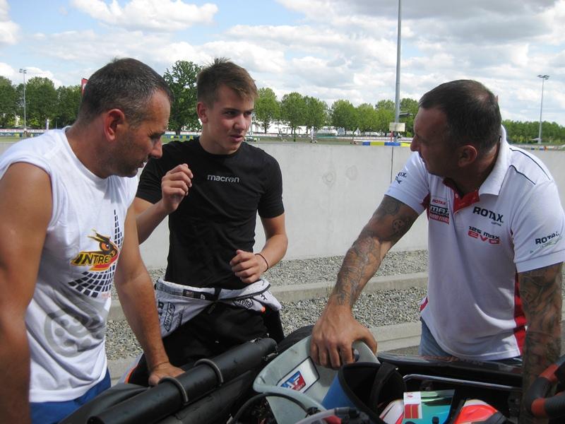 Le Man Nebojša, Nikola i Aleksandar Tošić utorak 20. avgust